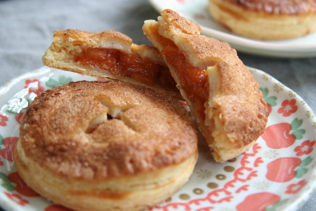 Roasted Peach Hand Pies Peach Hand Pies