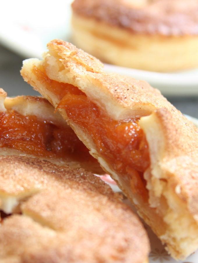 Roasted Peach Hand Pie