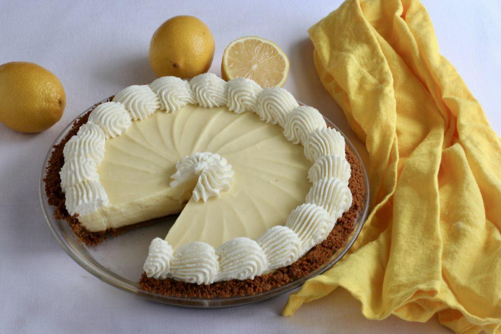 Creamy Lemon Cream Pie
