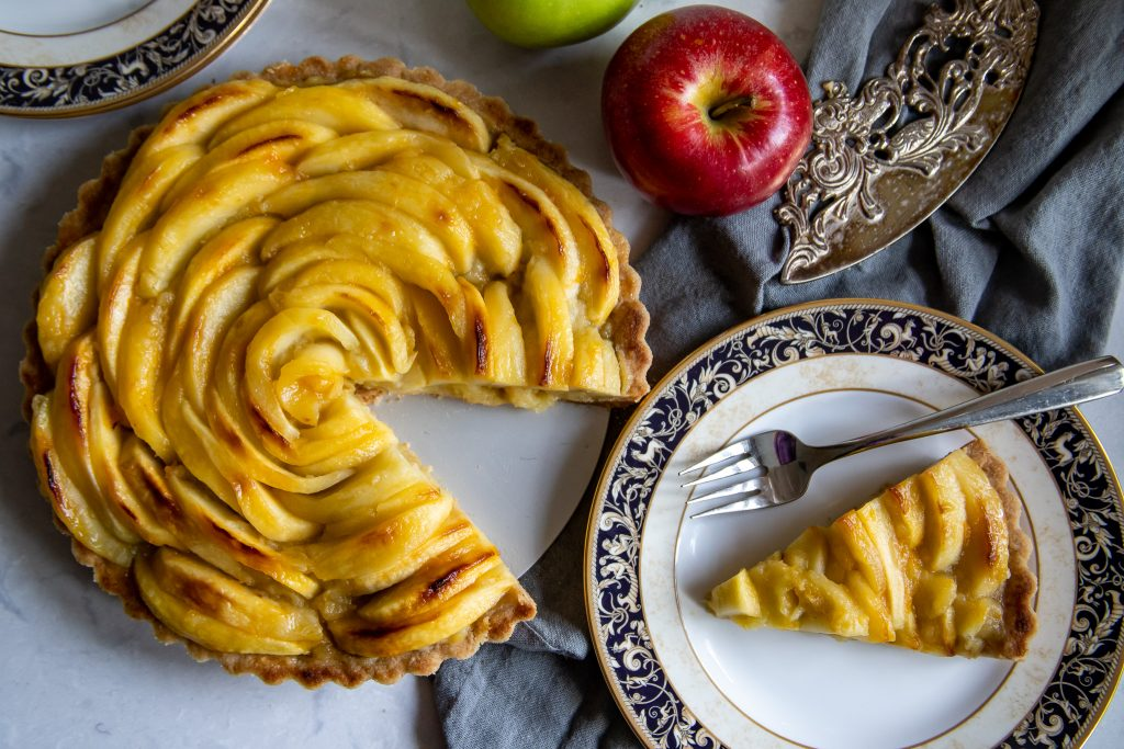 French Apple Tart