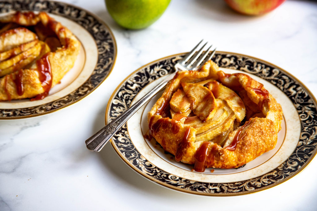 Apple Galette with Granny Smith Apples