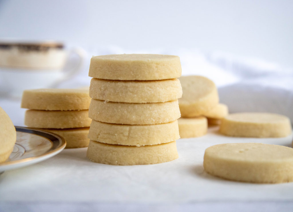 All Butter Shortbread Cookies