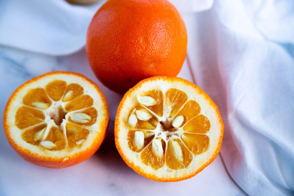 Fresh Seville Oranges