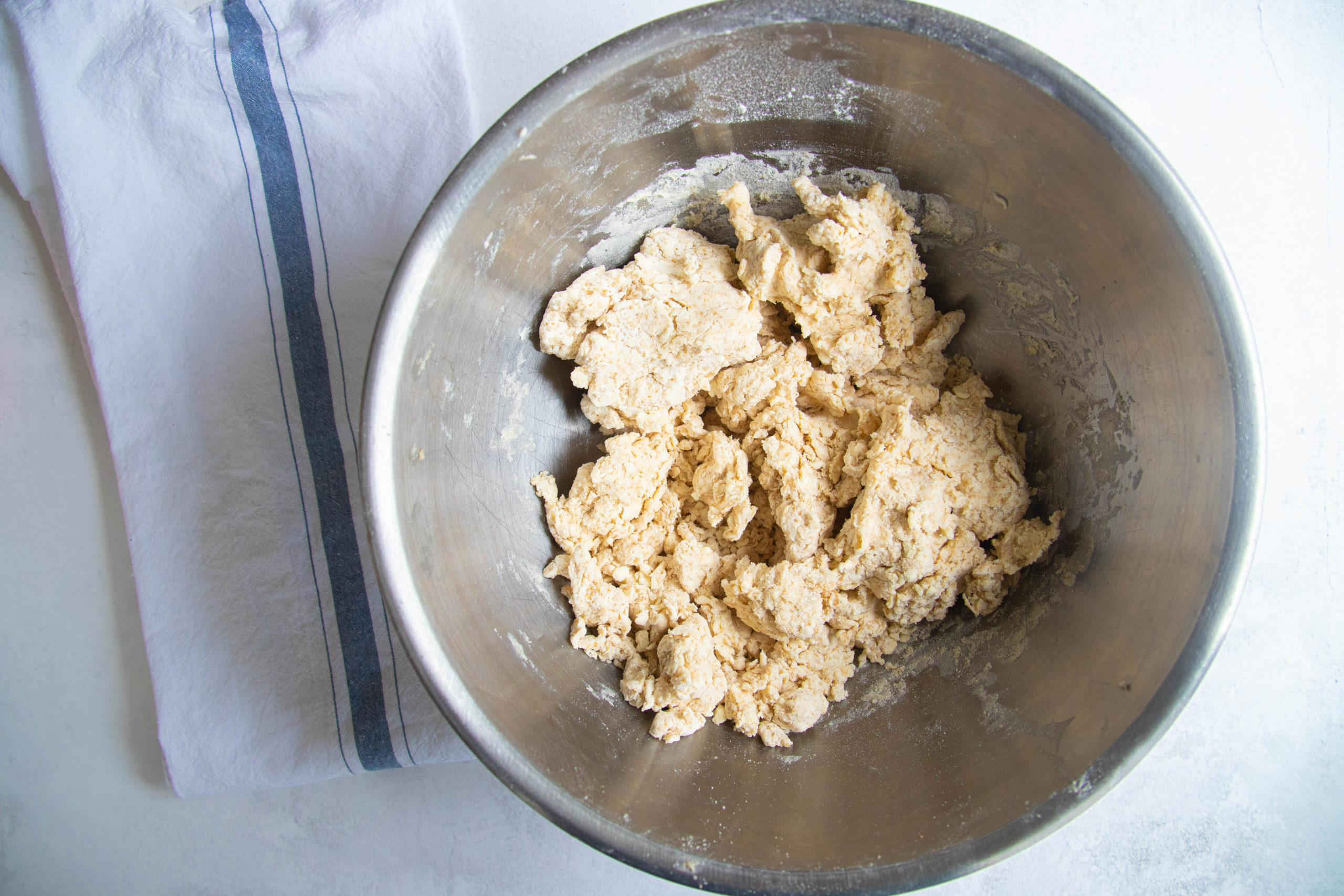 Cardamom Brown Sugar Dough with Heavy Cream