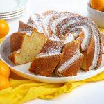 Meyer Lemon Cardamom Pound Cake