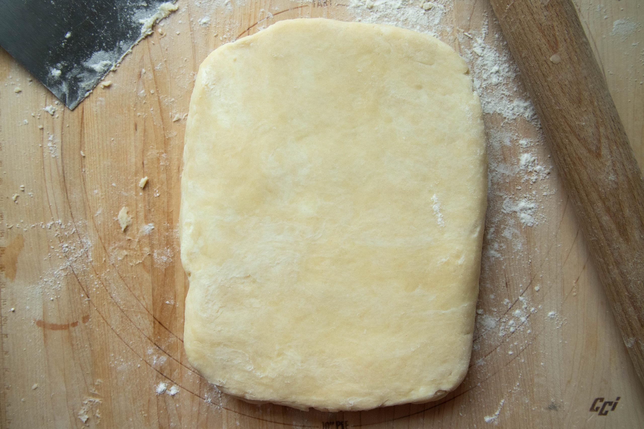 Flaky Pie Dough