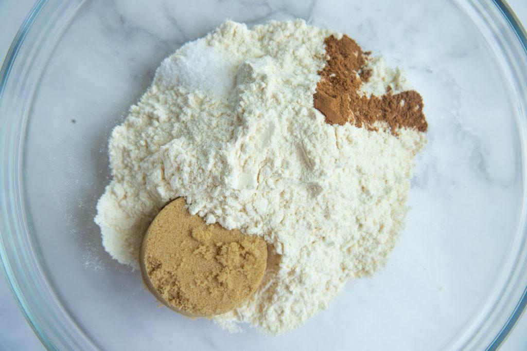 Tart - Dry Ingredients