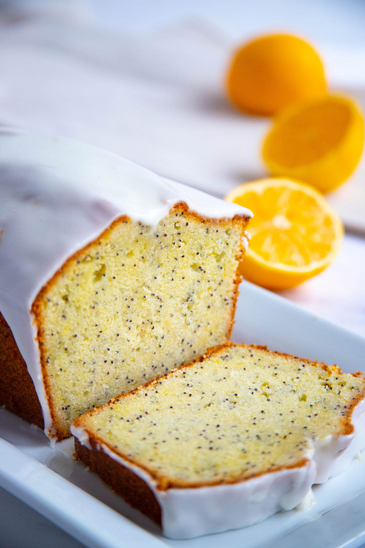 Meyer Lemon Poppy Seed Cake Bakes By Brown Sugar