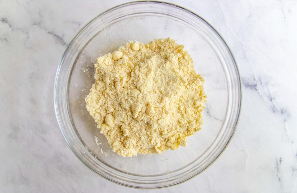 Pie Dough Recipe Step 2