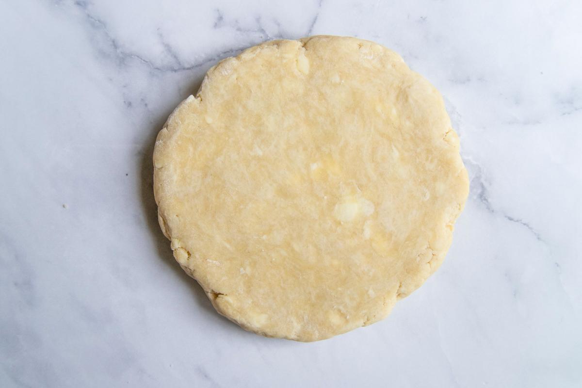 Pie Dough Recipe Step 5